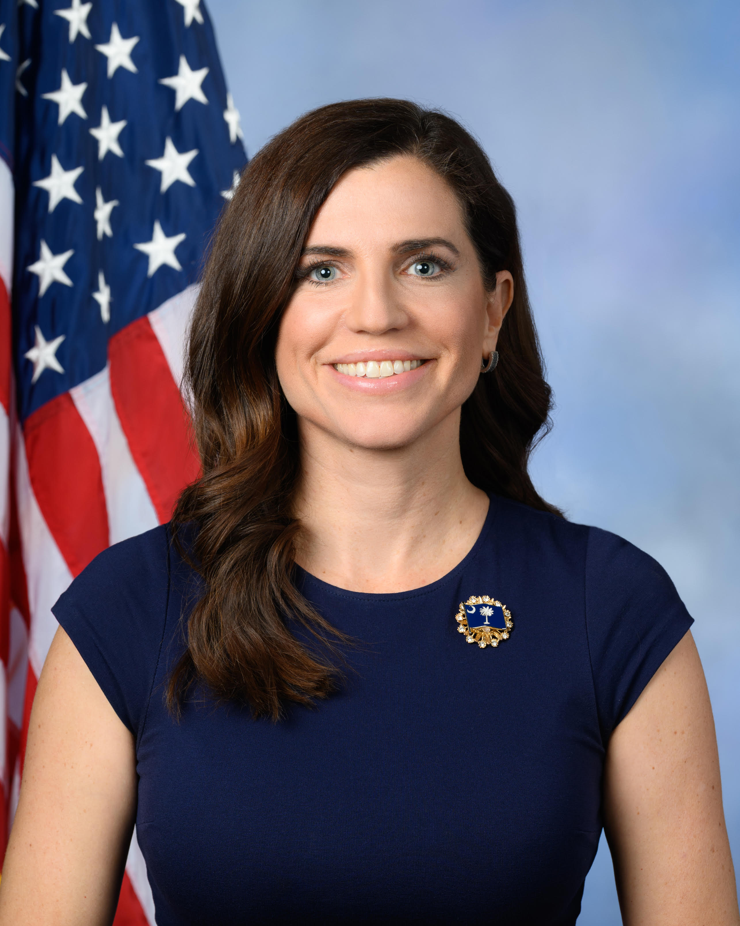 Rep. Nancy Mace South Carolina's 1st Congressional District